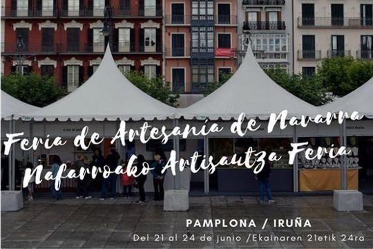 Feria de Artesanía de Navarra